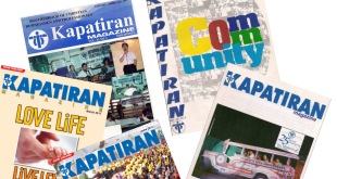 KAPATIRAN OLD ISSUES